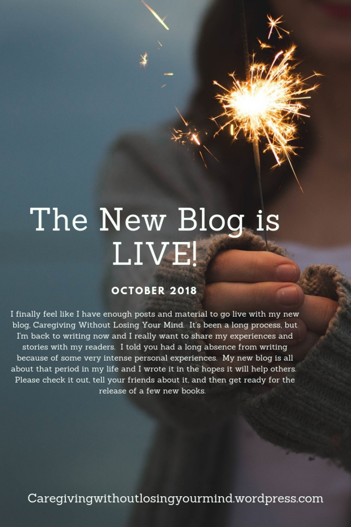 The New Blog is LIVE!