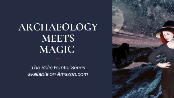 Archaeology meets magic